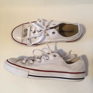 Converse White Low 3 Youth